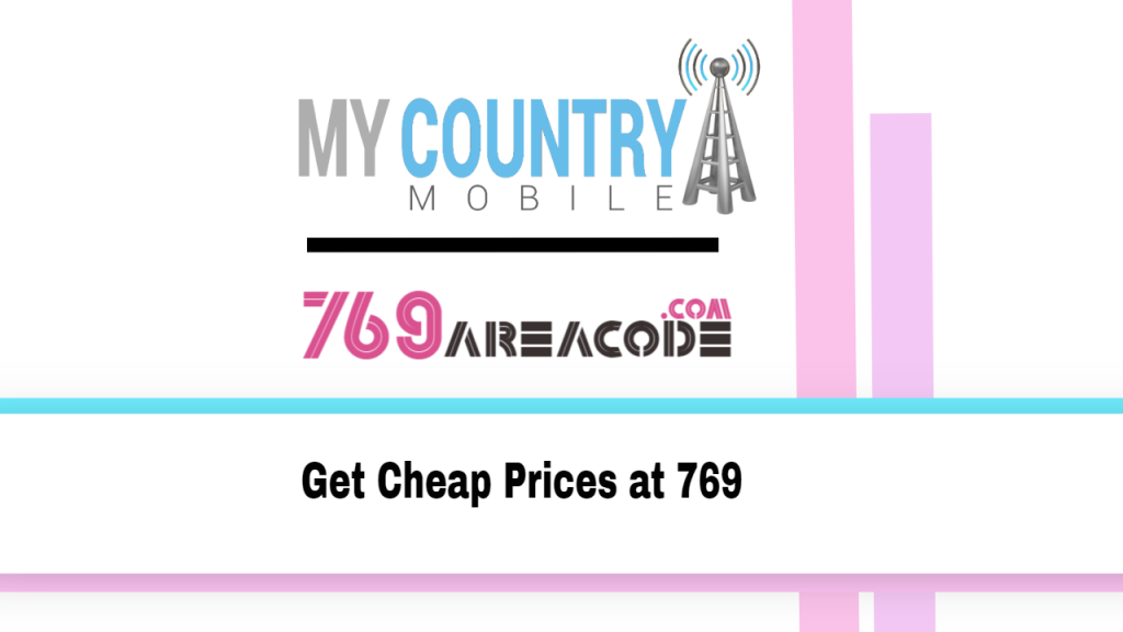 Get Cheap Prices at 769