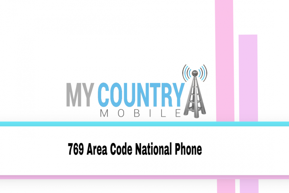 769 Area Code National Phone - My Country Mobile